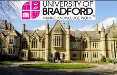 تحصیل در اروپا بورسیه دانشگاه بردفورد بریتانیا