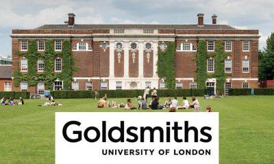 بورسیه دانشگاه گلداسمیت لندن
