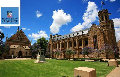 بورسیه کامل دانشگاه آدلاید استرالیا